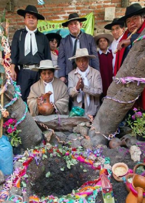 Fête de la Pachamama