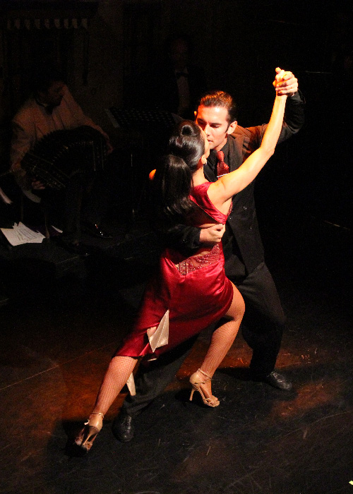 Glossaire du tango argentin