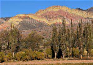 Paysages de la Quebrada de Humahuaca