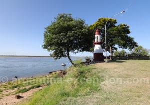Rio Parana à Corrientes