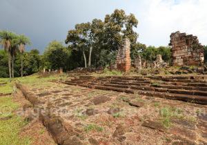 Ruines jésuites de Santa Ana, province de Misiones