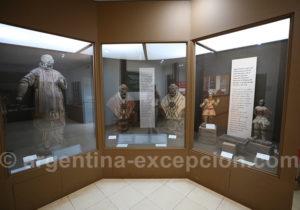 Intérieur du musée de Saint-Ignace mineur
