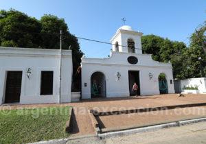 Eglise de Santa Ana, Corrientes