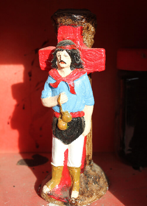 Gaucho Gil Argentine