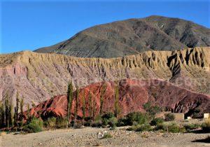 Images de la vallée de Humahuaca