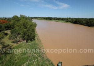 Rio Bermejo, Chaco, Argentine