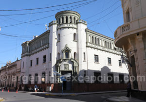 Edifice public dans la ville de Corrientes