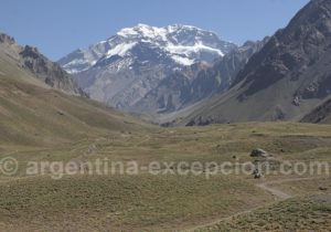 Aconcagua, Argentine