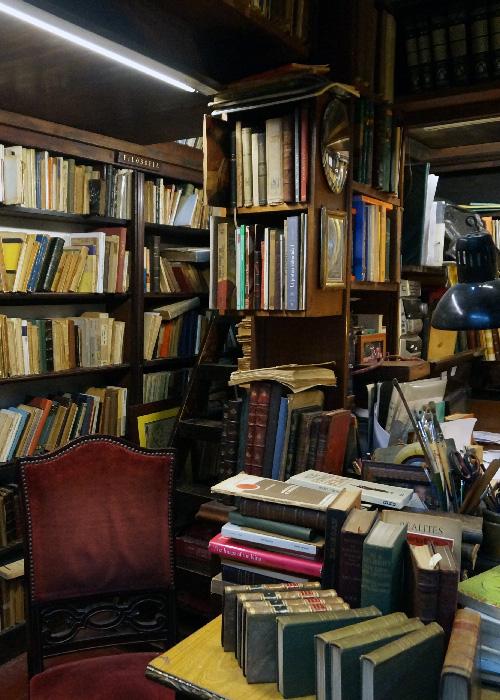 Librairies de Buenos Aires