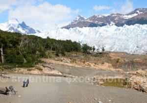 Excursion glacier Perito Moreno
