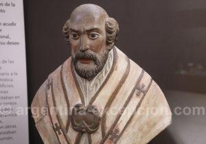 Père jésuite, musée de Saint-Ignace mineur
