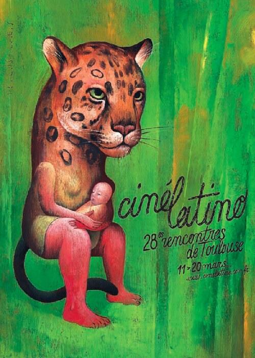 Cinélatino à Toulouse