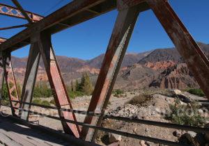 Pont de la Pucará de Tilcara