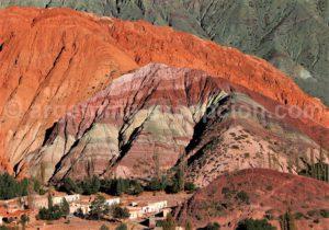 Village de Purmamarca, Quebrada de Humahuaca