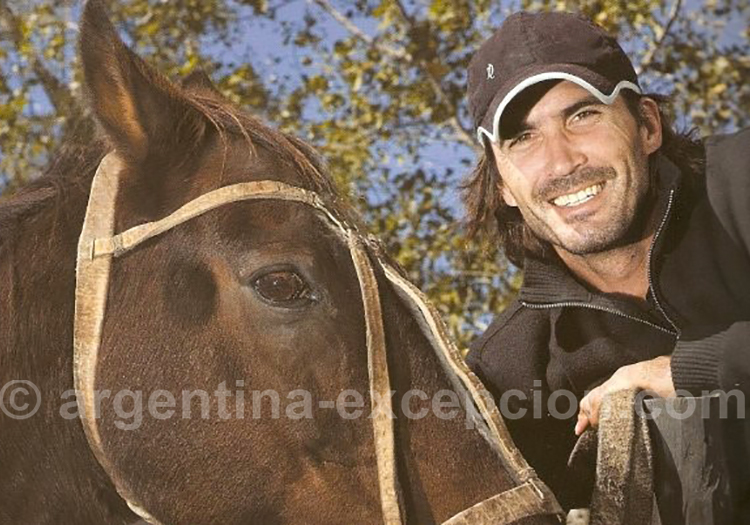 Adolfo Cambiaso le Maradona du polo