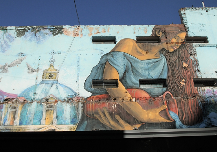 Art urbain à Cordoba