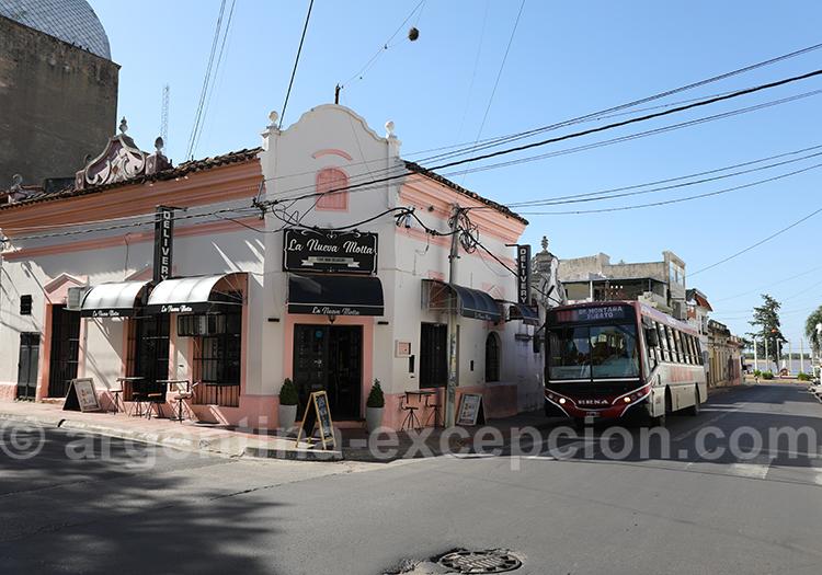 Bars et restaurants de Corrientes