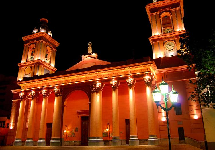 Basilica de Catamarca - Crédits wikimédia