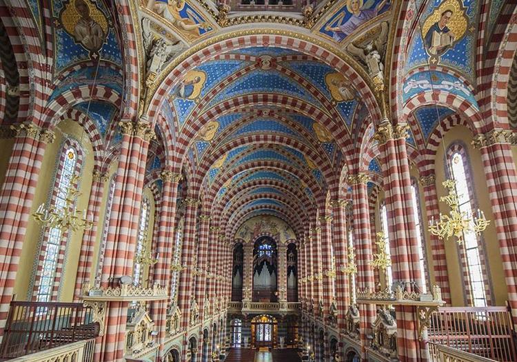 Basilique Maria Auxiliadora de Buenos Aires.