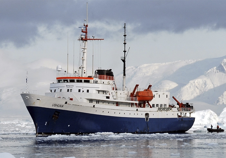 Bateau MV Ushuaia
