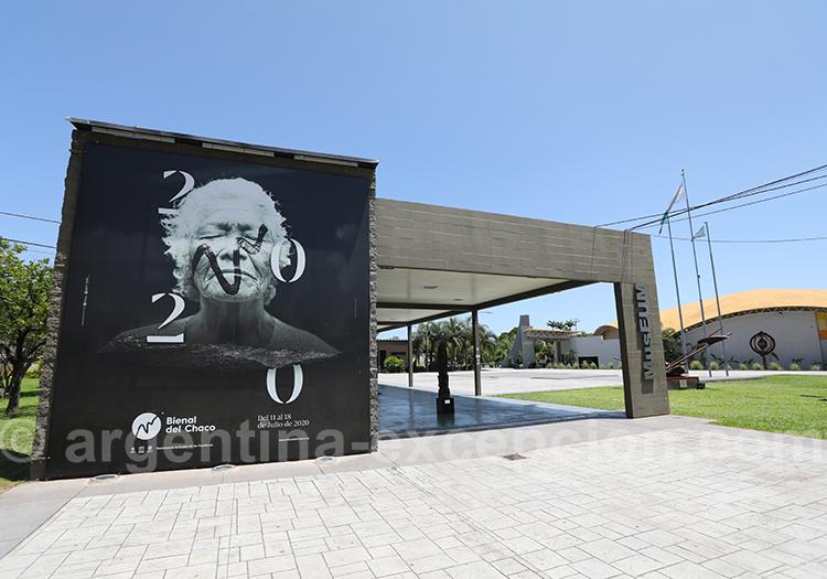 Biennale Internationale de Scultures, Resistencia, Argentina