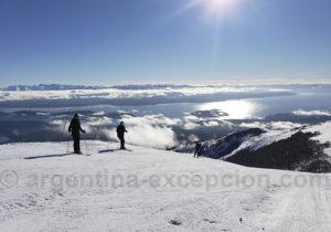 Ski à San Carlos de Bariloche