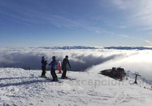 Voyage de ski en Argentine