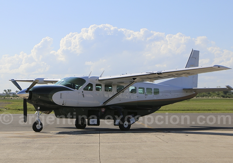 Cessna Caravan.