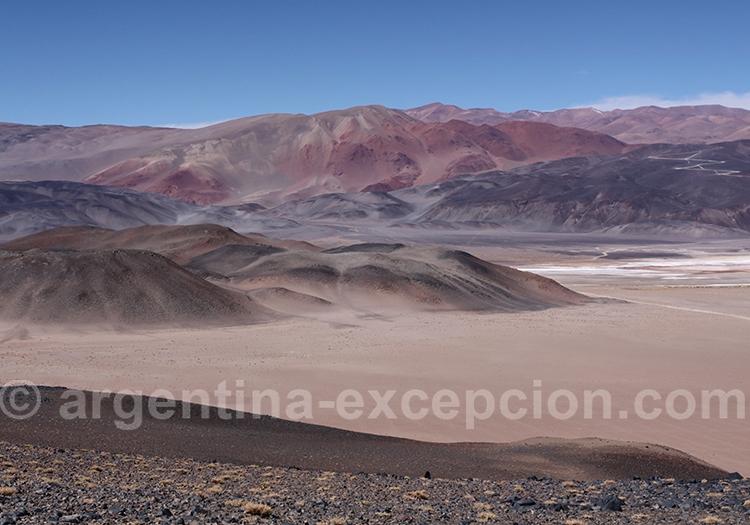 Chauffeur-guide dans l'Altiplano argentin
