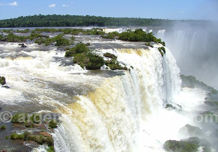 Chutes d'Iguaçu, Litoral, Argentine