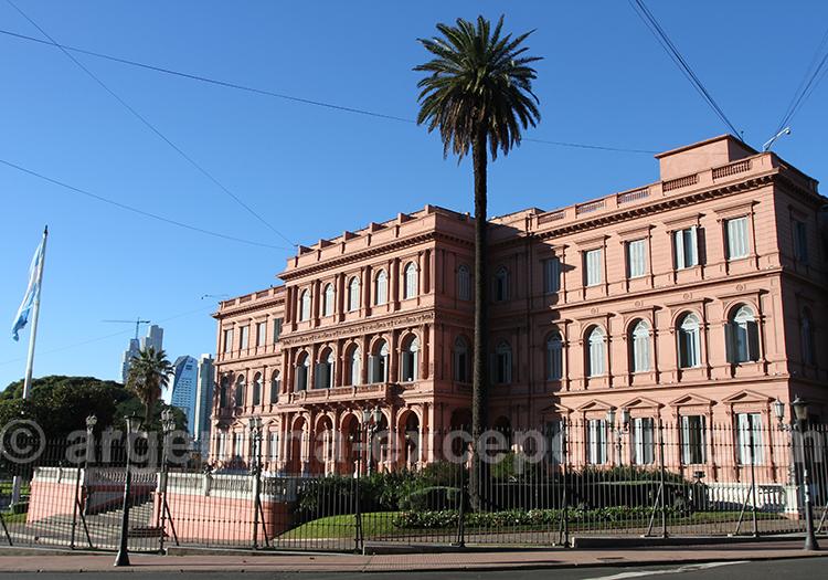 Circuit Architecture à Buenos Aires