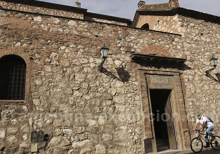 Cité jésuite de Cordoba, Argentine.