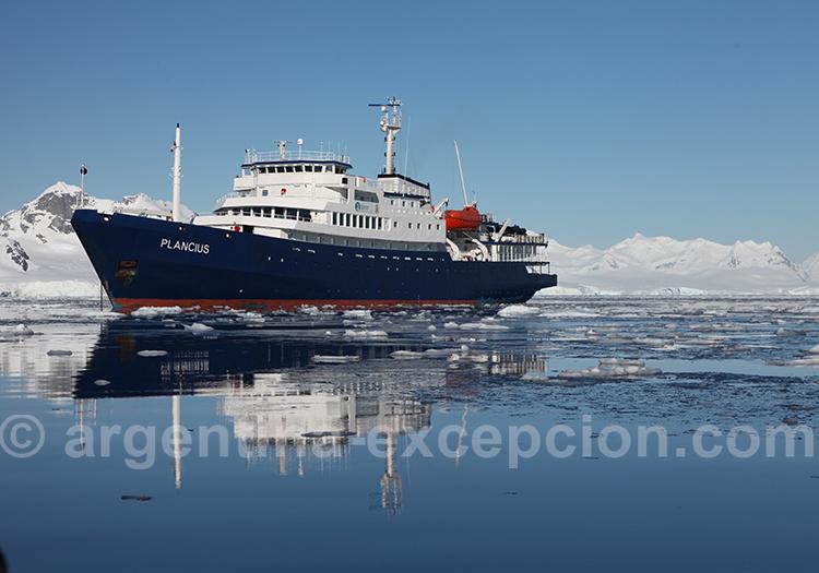 Croisière d'exception en Antarctique sur le Plancius