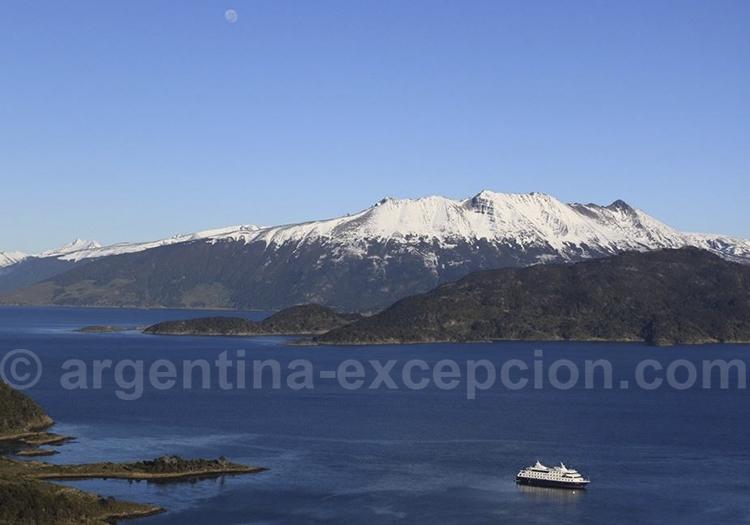 Croisière dans les chenaux de Patagonie