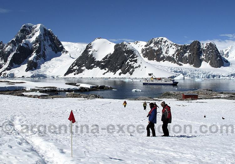 Découverte de la péninsule Antarctique avec Argentina Excepcion