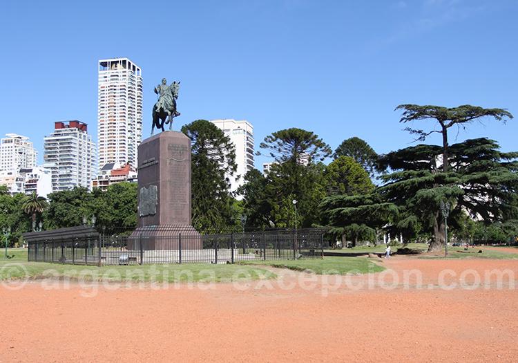 Découverte de Buenos Aires, jardin de Palermo