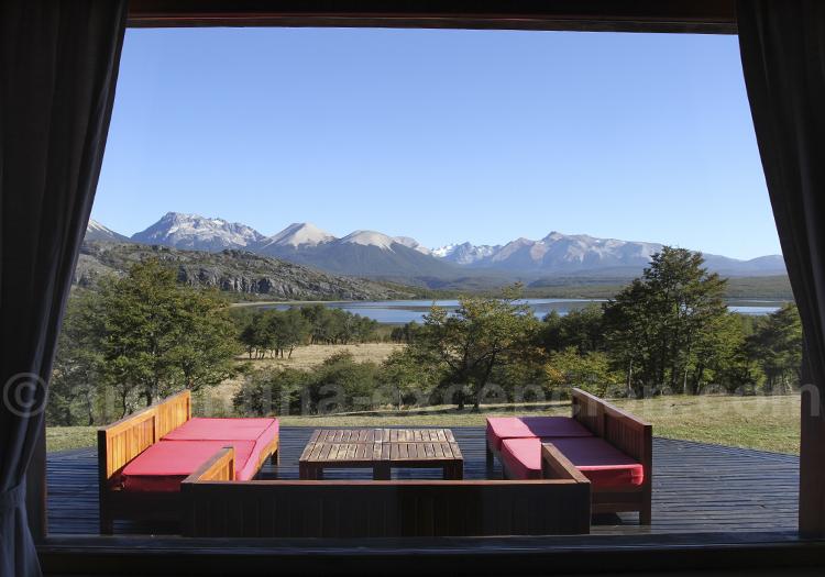 Estancia Tres Valles Patagonie
