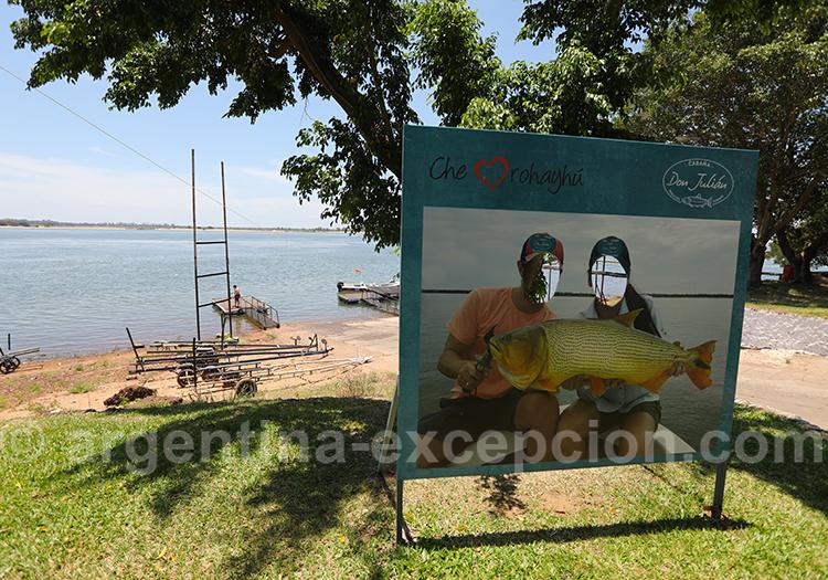 Fête nationale du Dorado, Paso de la Patria, province de Corrientes