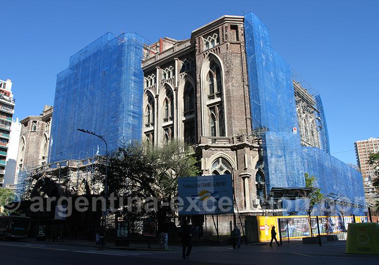 Faculté d'Ingénieurs avenue Las Heras, Buenos Aires