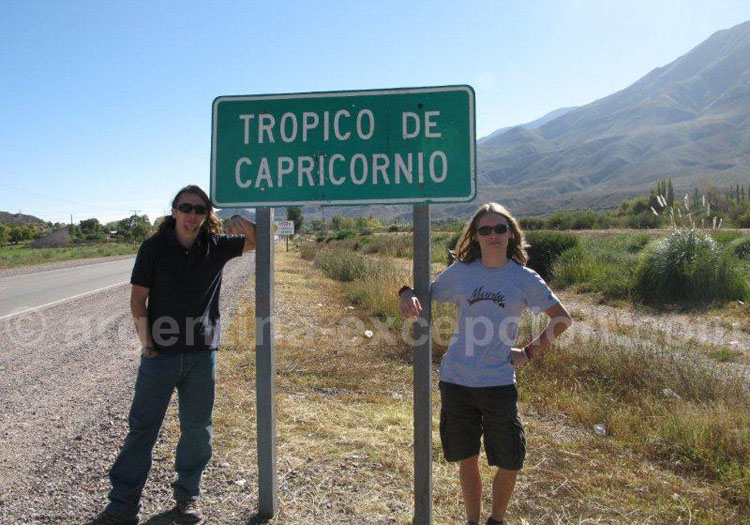 Le Tropique du Capricorne