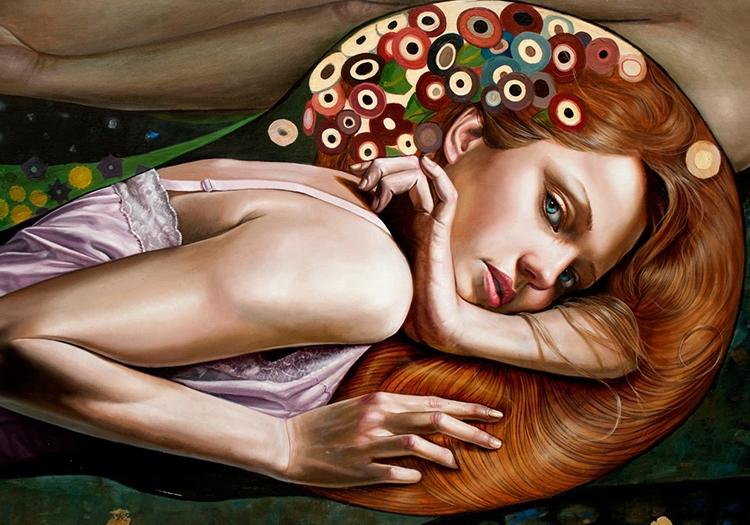 Femme par Ricardo Celma