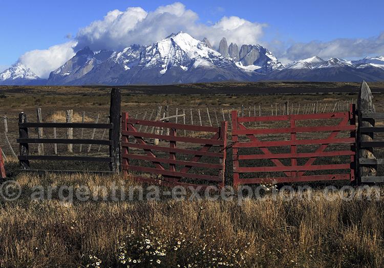 Géographie du parc national Torres del Paine
