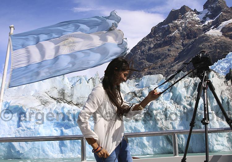 Glacier Spegazzini, Patagonie Argentine