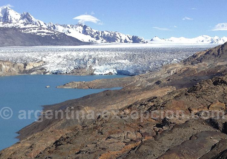 Glacier Upsala, Patagonie Argentine