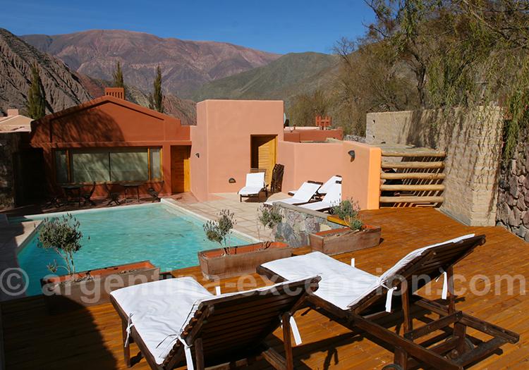 Hôtels de la Quebrada de Humahuaca