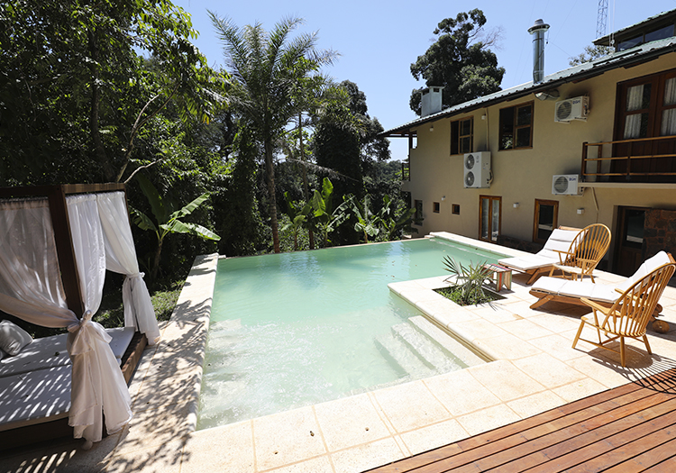 Home hotel La Botanica