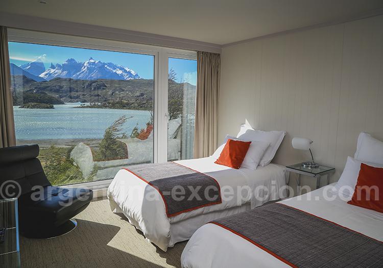 Hotel Lago Grey, Torres del Paine