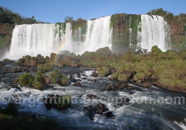 Iguaçu, l'une des 7 merveilles de la planète