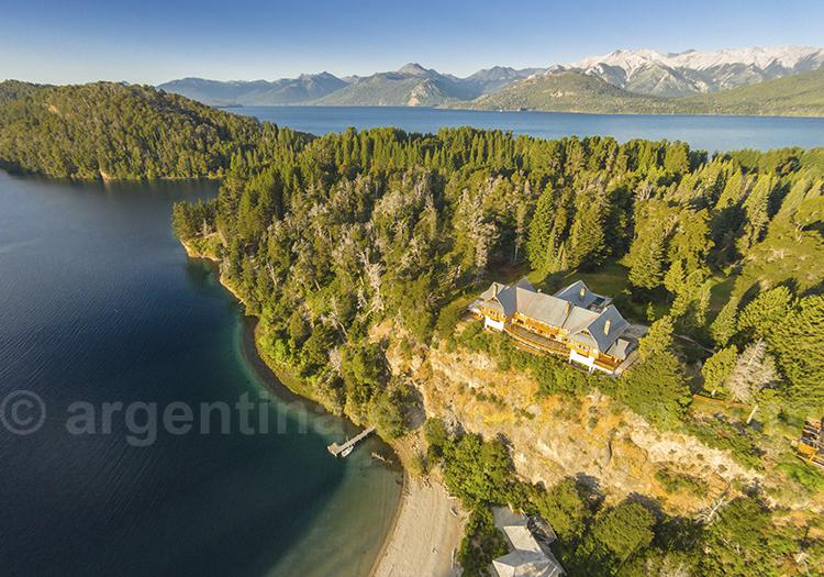 Île Victoria, lac Nahuel Huapi - Florian von der Fecht