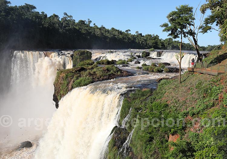 Journée au Paraguay depuis Puerto Iguazu, chute del Monday